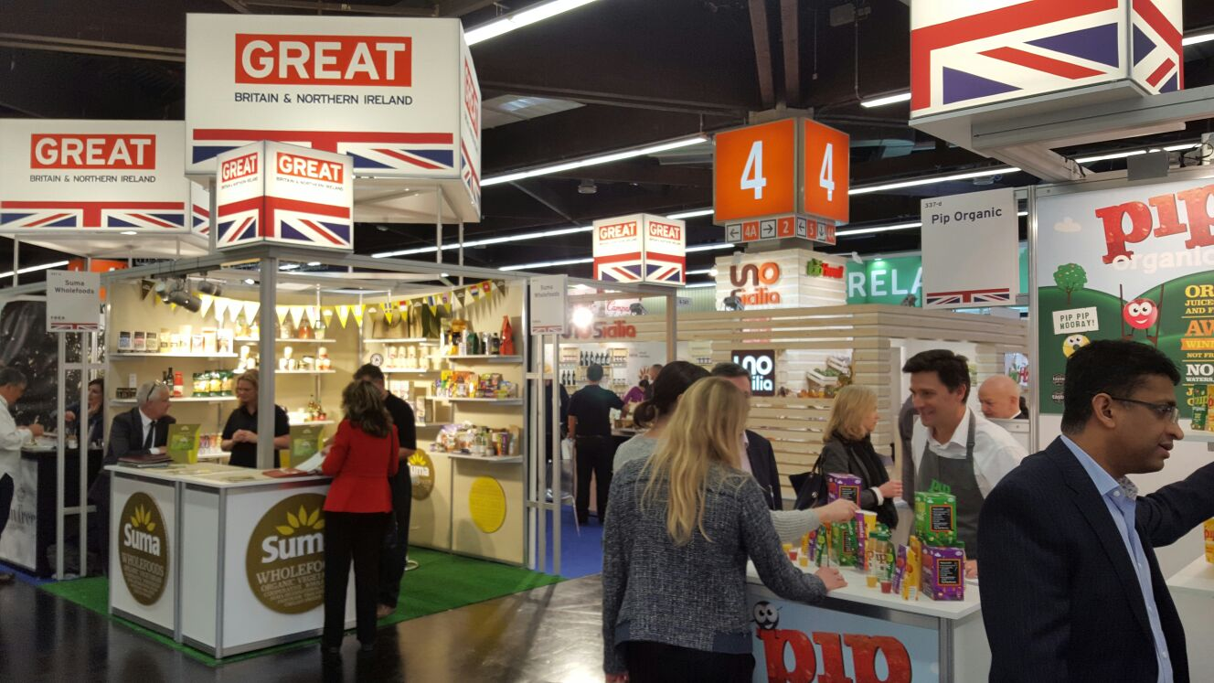 It's all about Organic - Biofach