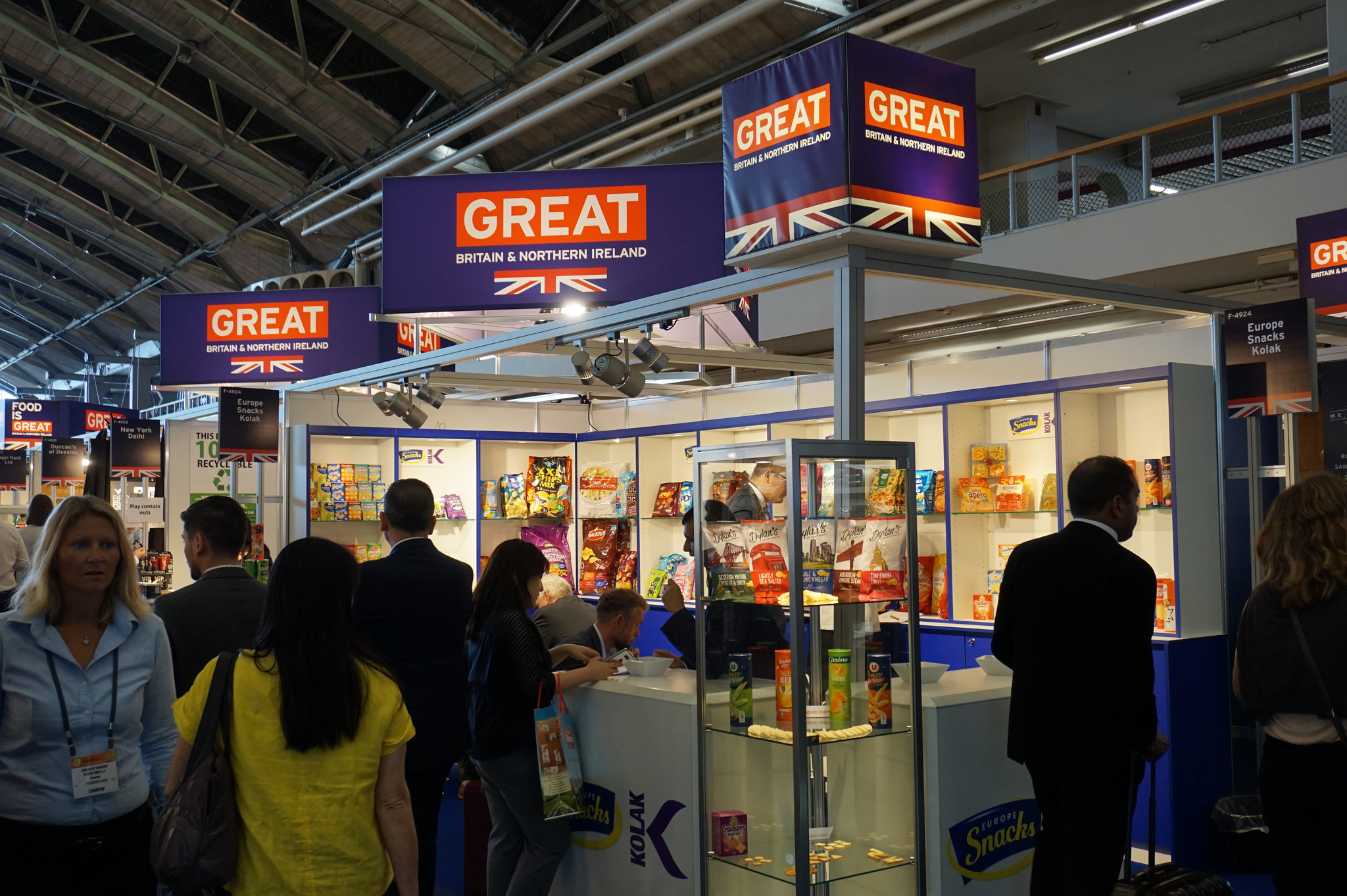 UK Private Label Food and Drink