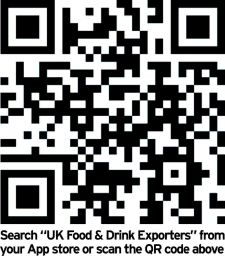 Download the UK Food and Drink Exporter's App for free